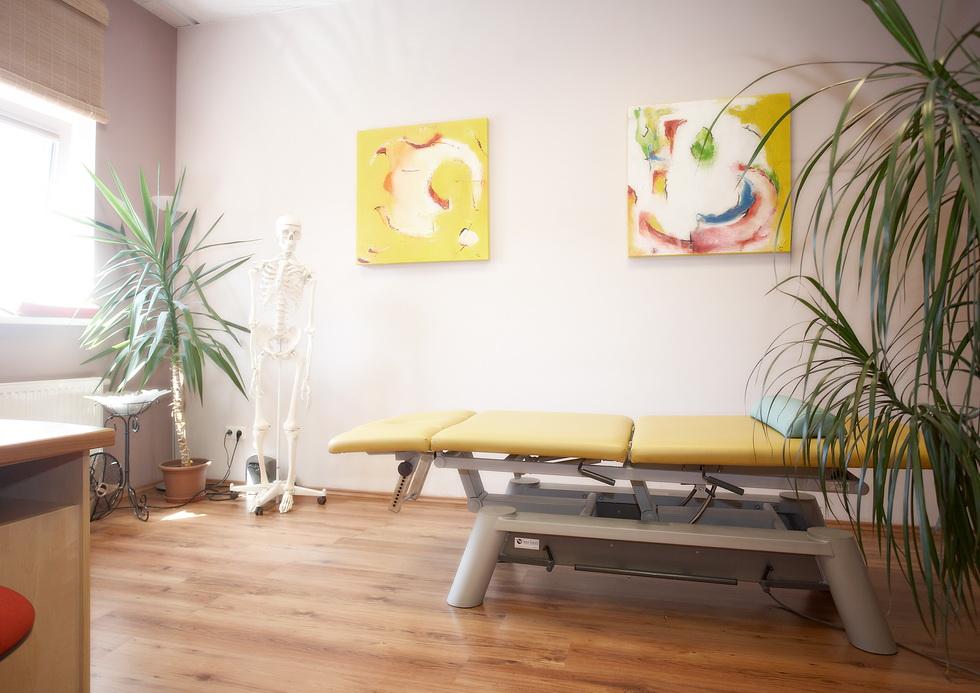 Behandlungsraum Bad Schallerbach